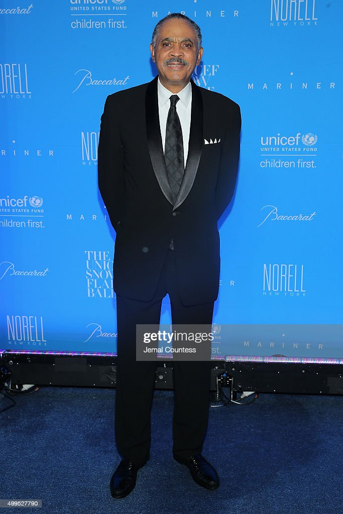 S. Fund for UNICEF Edward G. Lloyd attends the 11th Annual UNICEF Snowflake Ball Honoring Orlando Bloom, Mindy Grossman And Edward G. Lloyd at Cipriani, Wall Street on December 1, 2015 in New York City.