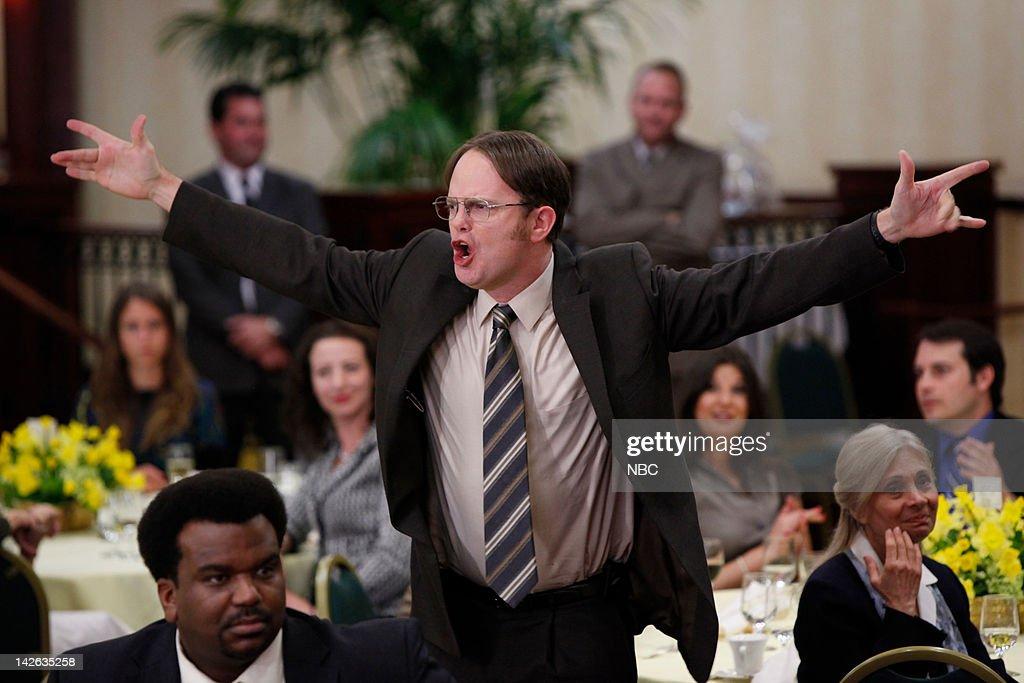 The Office - Season 8 : News Photo