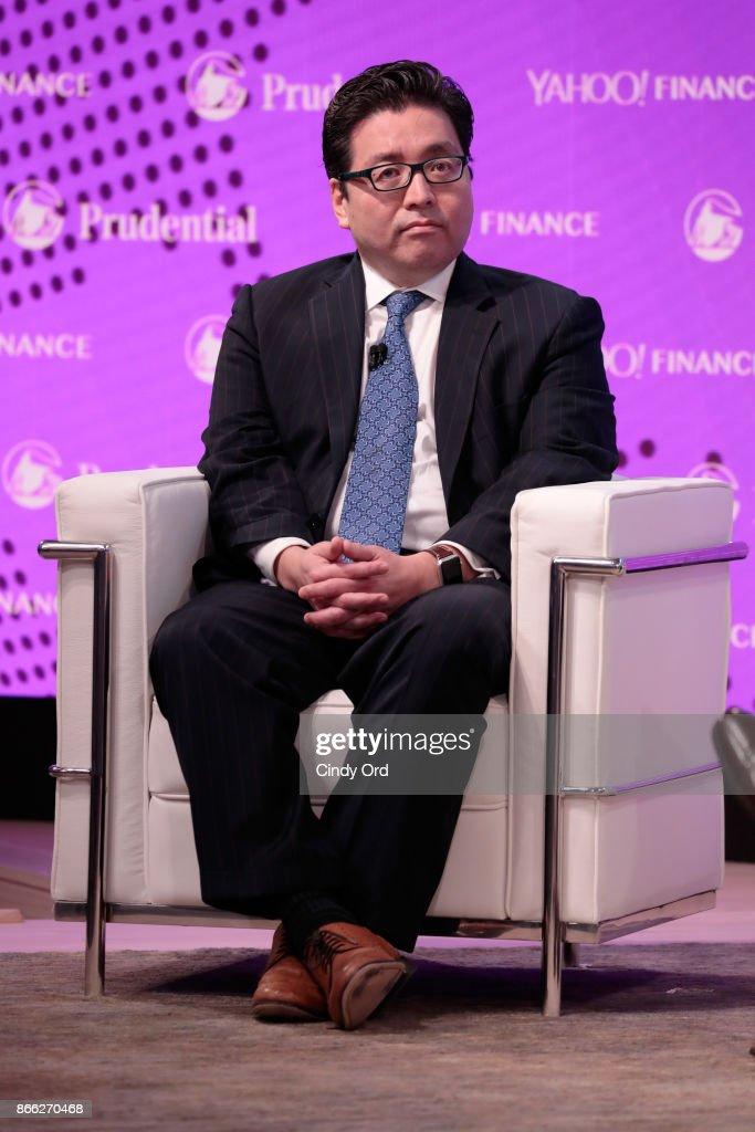 Yahoo Finance All Markets Summit : News Photo