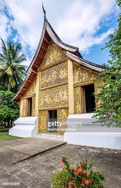 Funeral chapel Wat Xieng Thong