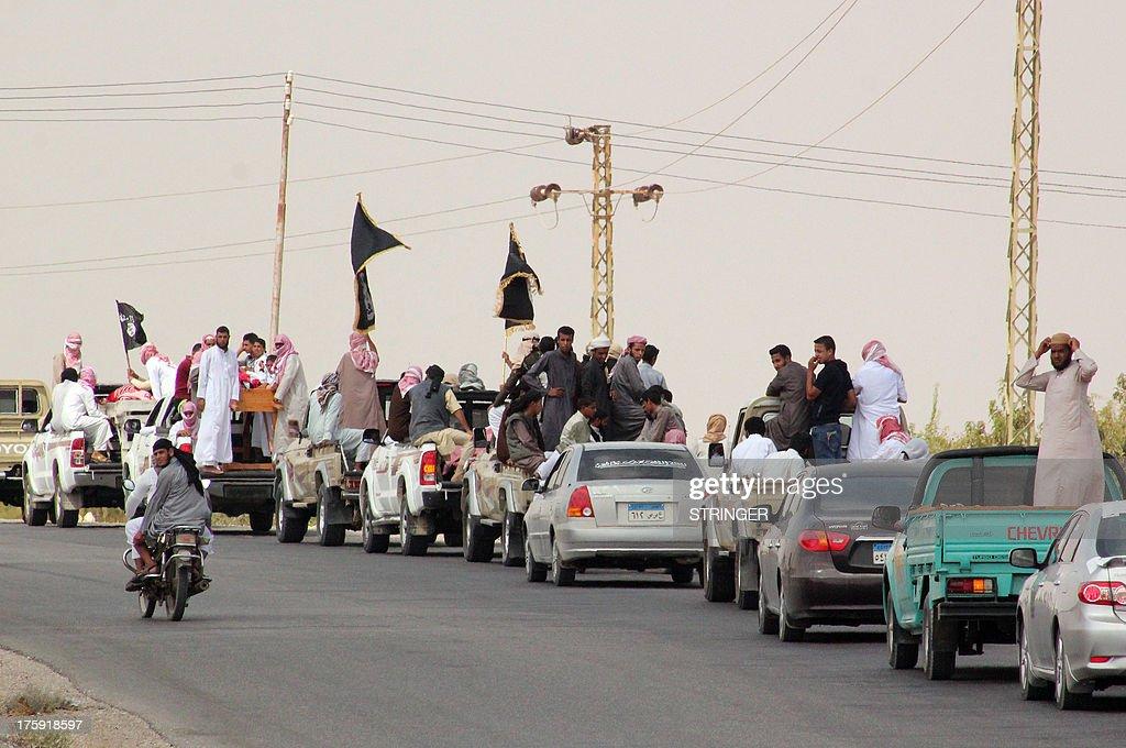 EGYPT-UNREST-SINAI-ISRAEL-ATTACK : News Photo