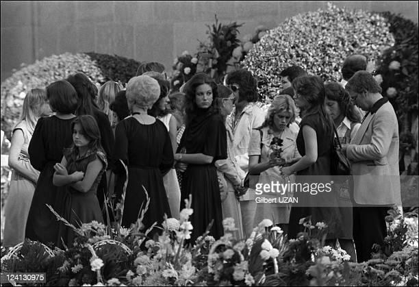 Elvis Presley Funeral Imagens e fotografias de stock ...