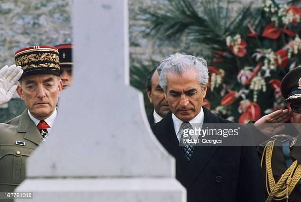 Funeral Of General De Gaulle In ColombeyLesDeuxEglises Obsèques du général Charles DE GAULLE à ColombeylesDeuxEglises 12 novembre 1970 le général...