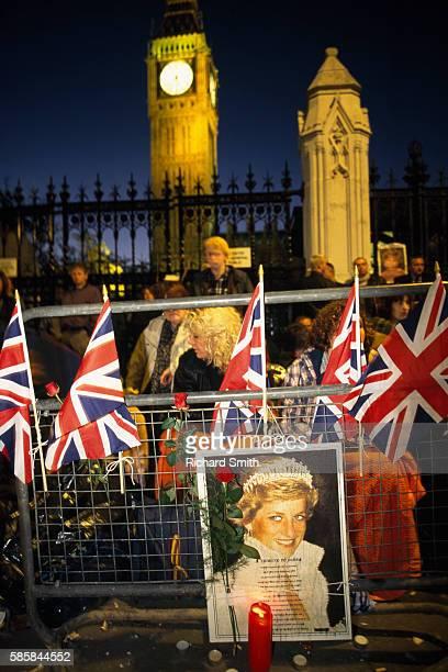 Funeral of Princess Diana