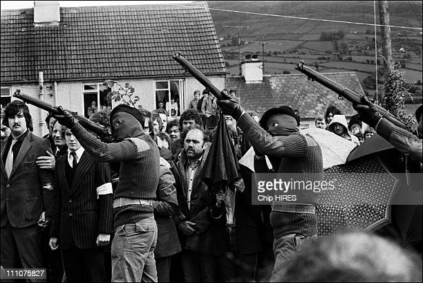 Funeral of Raymond Peter McCreesh He was an Irish Republican hunger striker and member of the Provisional IRA He was born in Camlough in South Armagh...