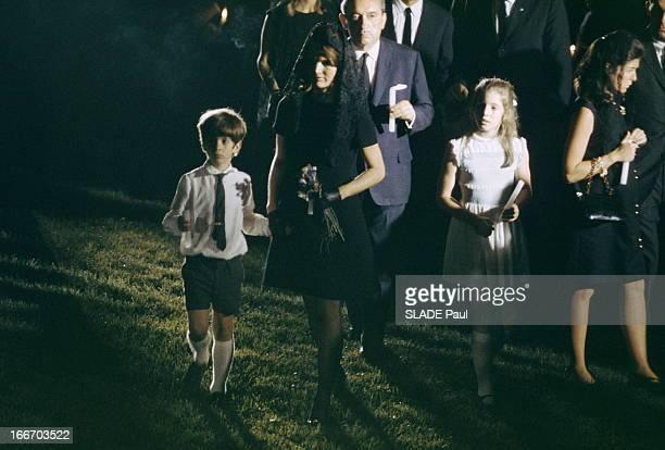 Funeral Of Robert Kennedy Cérémonie des funérailles de Bob KENNEDY