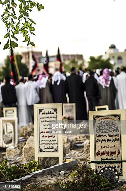 CONTENT] 3 funeral of someone in the family cemetery of the village of Aker