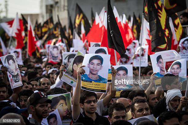 Funeral of young photographer Martyr SMahmood SMohsin 14 years old who has been killed by birds bullets by riot police forces while he was in a...