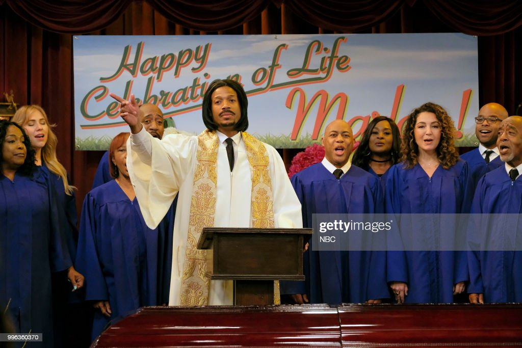 MARLON -- 'Funeral Party' Episode 210 -- Pictured: Marlon Wayans as Marlon Wayne --