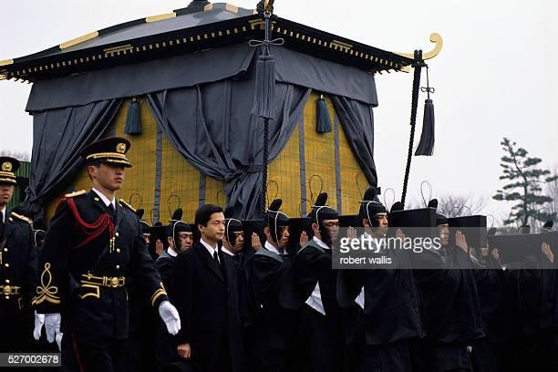 Funeral Procession for Emperor Hirohito