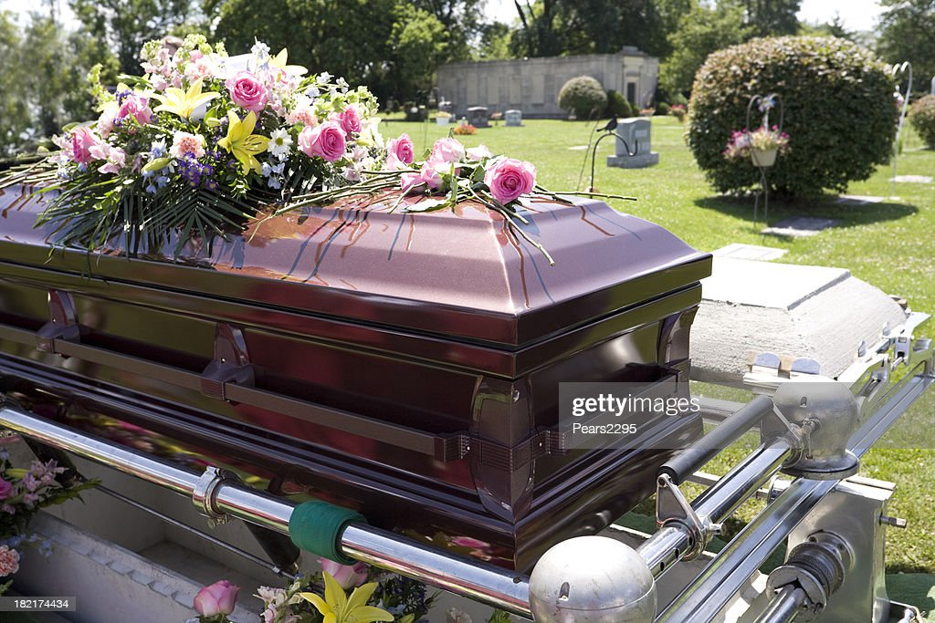 Funeral Series : Stock Photo