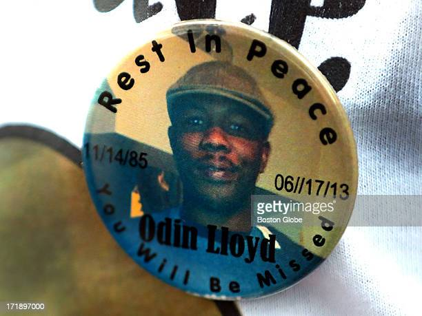 A funeral service was held for Odin Lloyd at the Holy Spirit Church in Mattapan Lloyd was allegedly shot to death by former Patriots player Aaron...