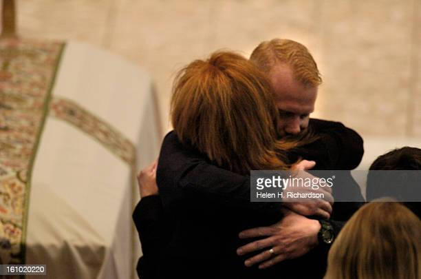 CO Funeral services were held for Detective Donald Donnie Young at the Basilica of the Immaculate Conception About 800 people were allowed inside the...