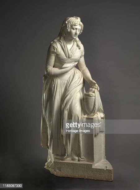 Funerary Monument for the Marquis de Tourney , 1787-1793. Delaistre created this sculpture for a funeral monument commissioned by the Marquis Gallyot...