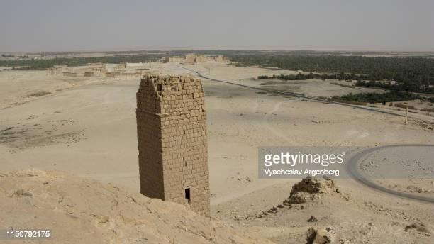 Funerary towers, 1st century AD, Palmyra, Syria, 1st century AD, Palmyra, Syria