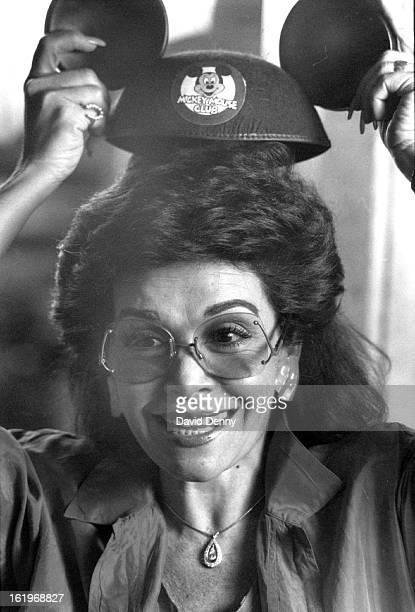 JUN 16 1988 JUN 17 1988 JUL 9 1992 Funicello Annette Ind