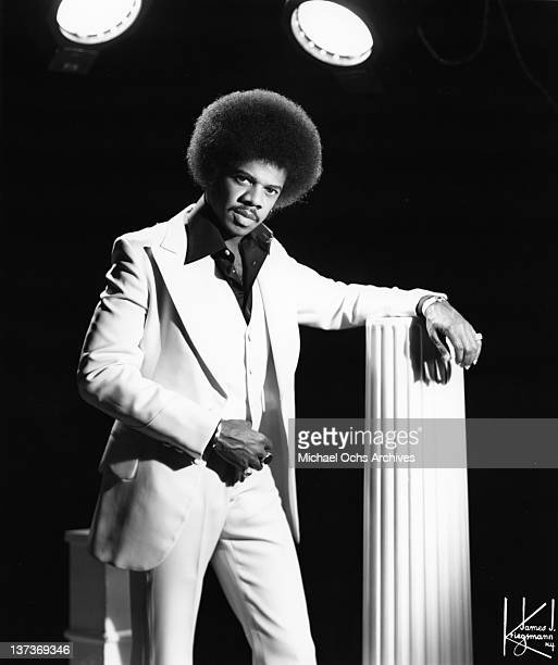Funk musician Jimmy Castor poses for a portrait session in circa 1972 in New York City New York