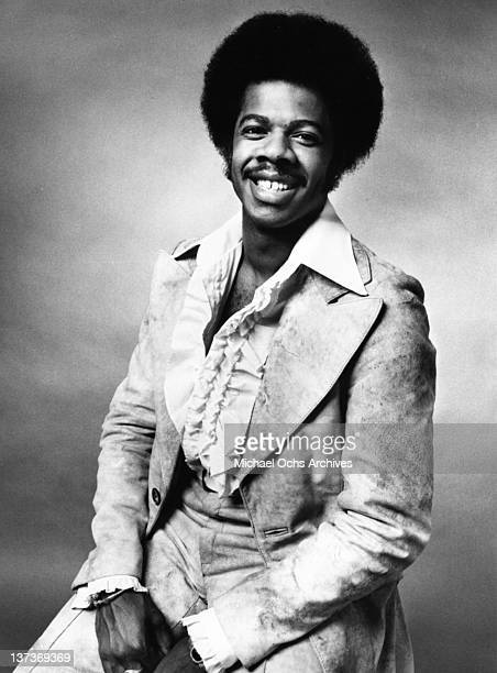 Funk musician Jimmy Castor poses for a portrait session in circa 1978 in New York City New York