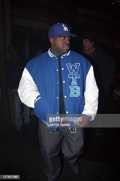 Funkmaster Flex attends Girls Night Out at Webster Hall on March 31 2011 in New York City