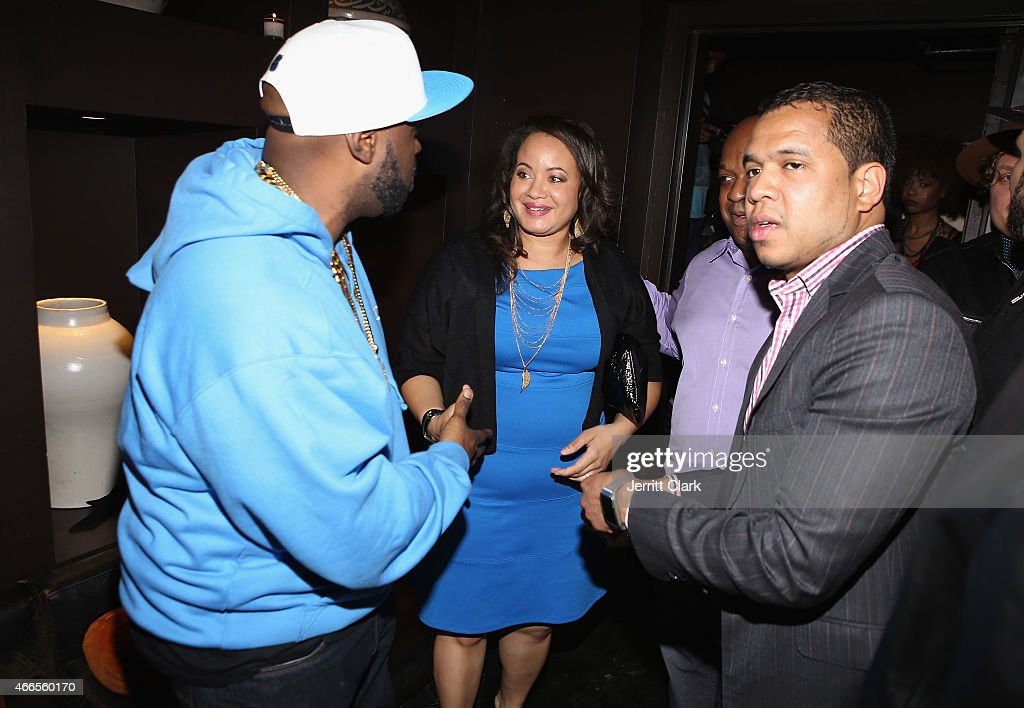 Inspired In Music Honoring Johnny Nunez, Ralph McDaniels & Funkmaster Flex : News Photo