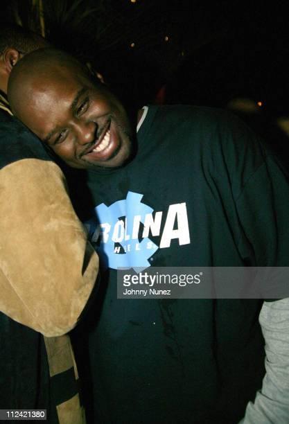DJ Funkmaster Flex during Angie Martinez's Birthday Party January 14 2005 at DEEP in New York City NY United States