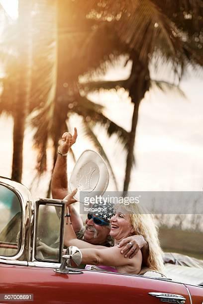 Funky Mature Couple in Cuba