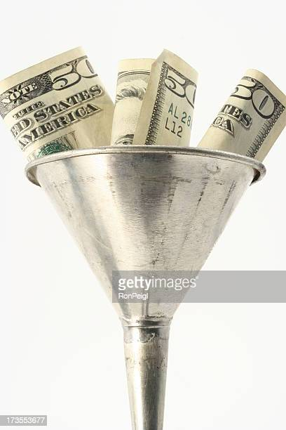 Funneling Currency