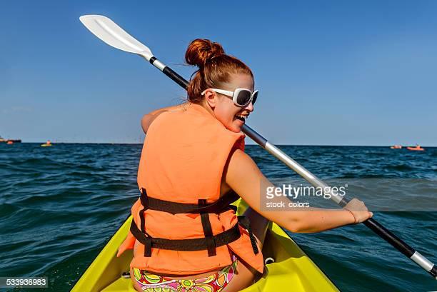 funny canoa viaje