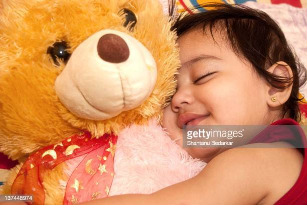 funny dreams - indian baby stock photos and pictures