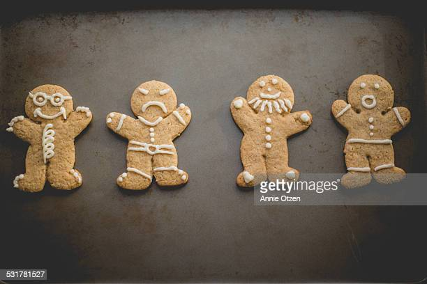 Funny Gingerbread Boys