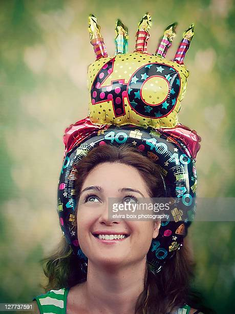 funny headband - number 40 stock photos and pictures