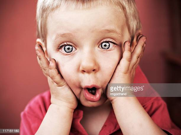 funny little boy - head in hands stock pictures, royalty-free photos & images