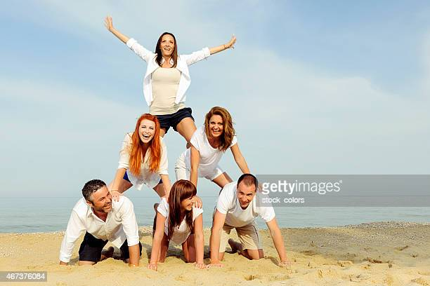 funny people pyramid