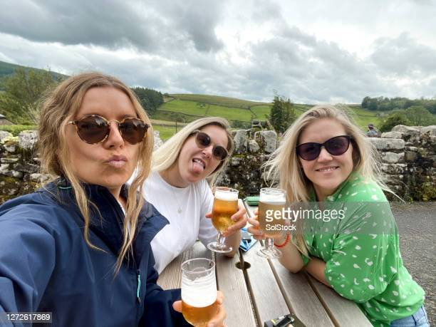 funny selfie - pub stock pictures, royalty-free photos & images