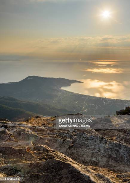 funny shadows - thasos stock photos and pictures