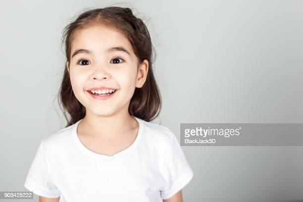 Funny Small Girl