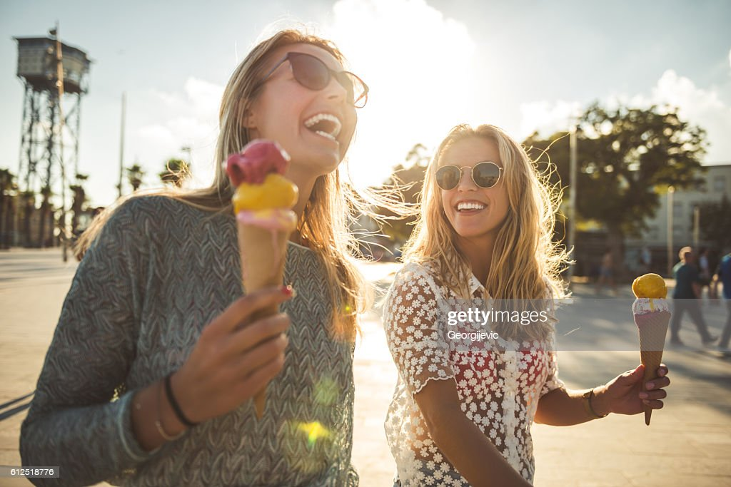 Funny summer day : Stock Photo