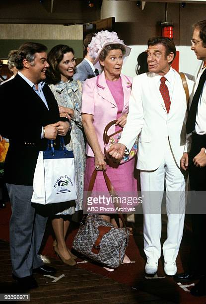 BOAT Funny Valentine/The Wallflower/A Home Is Not a Home 1/19/79 Warren Berlinger Elinor Donahue Minnie Pearl Arthur Godfrey Bernie Kopell