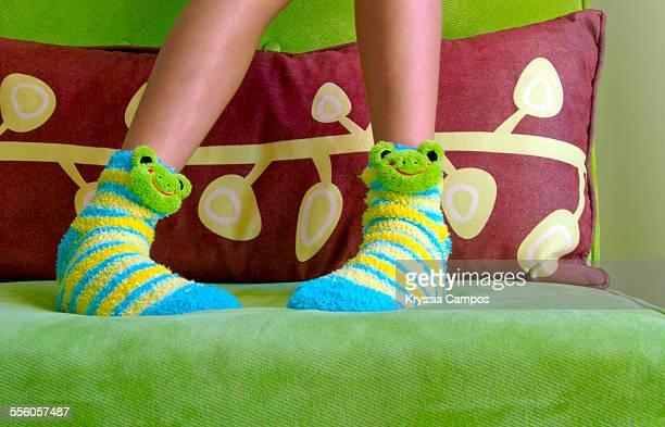 Funny wool socks