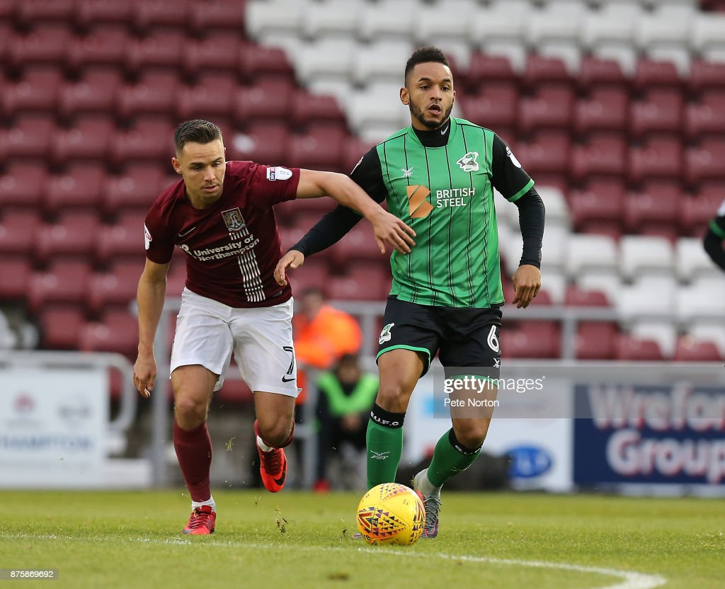 Northampton Town v Scunthorpe United - Sky Bet League One