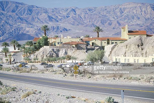 Furnace Creek Inn Death Valley California