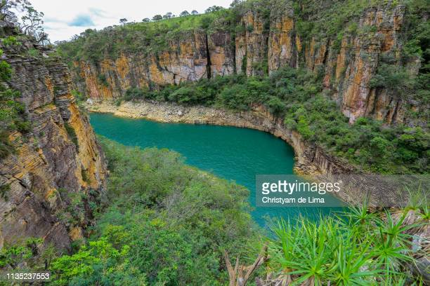 furnas canyon - ミナスジェライス州 ストックフォトと画像
