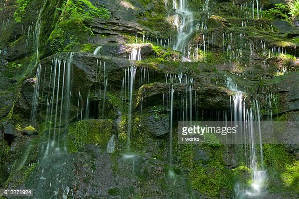 Furo-no-taki waterfall, Aomori Prefecture, Japan