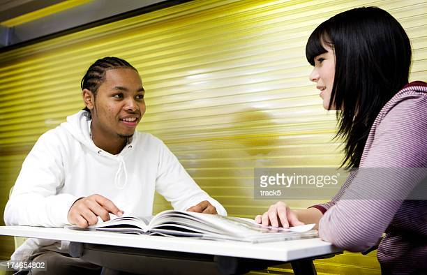 further education: enjoying learning