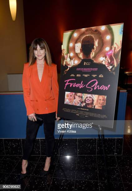 Fuschia Sumner attends the Freak Show special screening on January 17 2018 in Los Angeles California