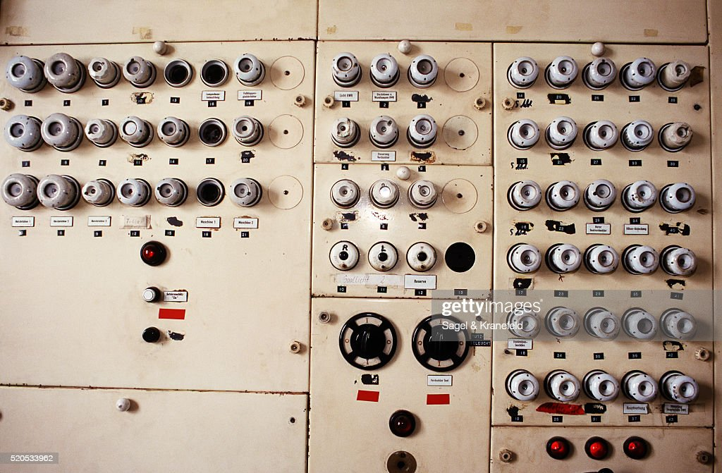 Fuse box : Stock Photo