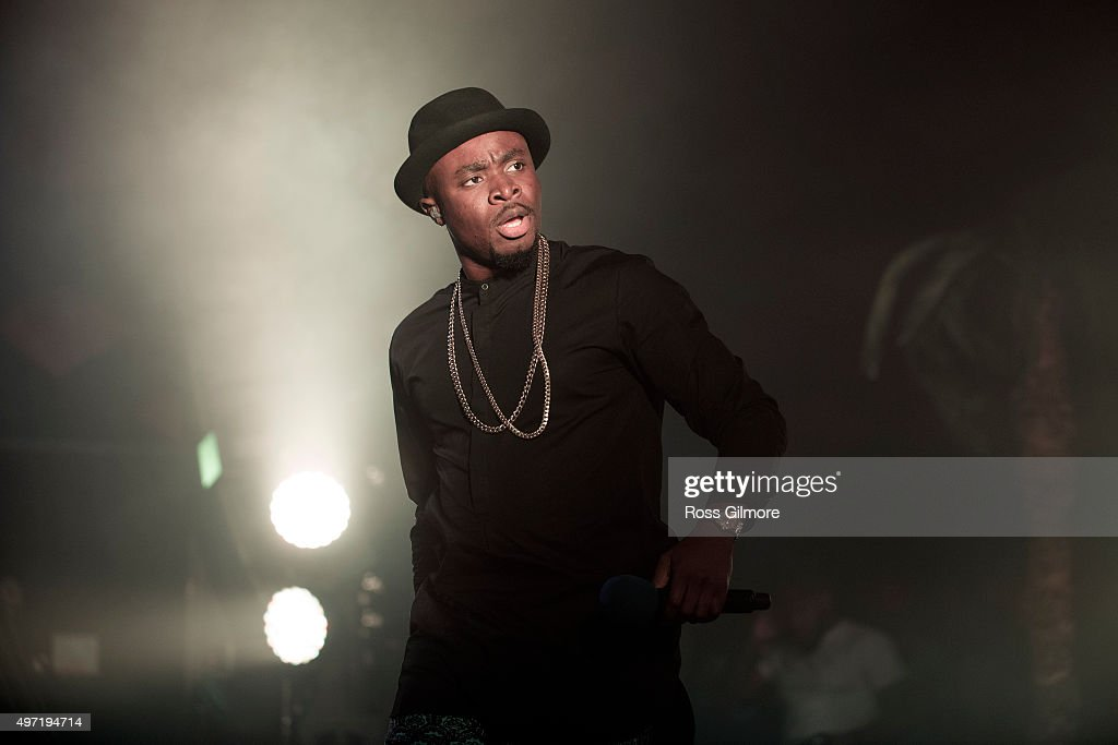 Fuse ODG Performs At Barrowlands In Glasgow : News Photo