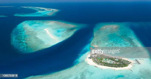 fushifaru lhaviyani atoll, maldives - maldives stock pictures, royalty-free photos & images
