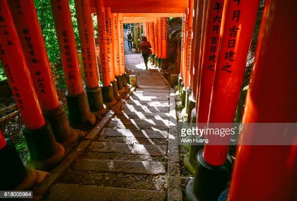 Fushimi Inari Shrine - Torii gates