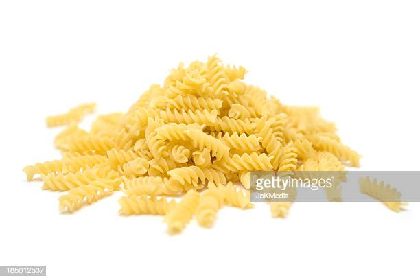 fusilli, fusilli - spiral stock pictures, royalty-free photos & images